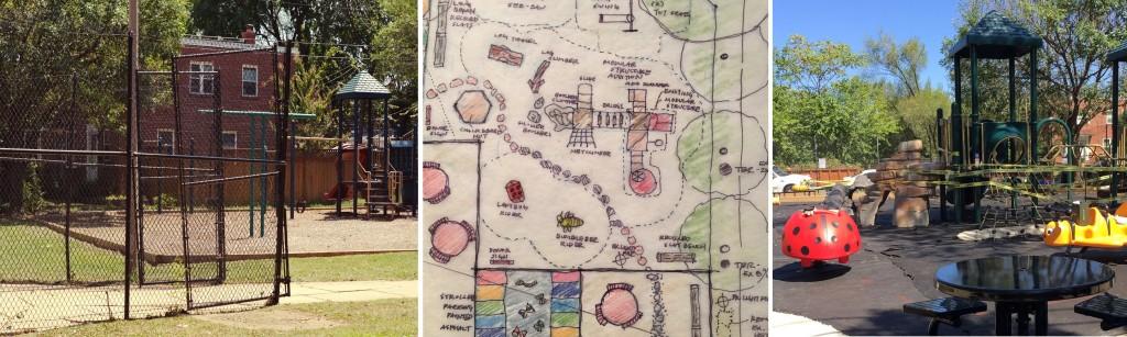 Hume Springs Park Playground