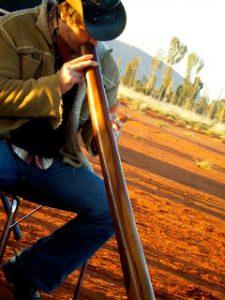 Aboriginal didjeridoo