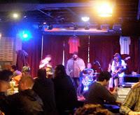 Band at Humpys