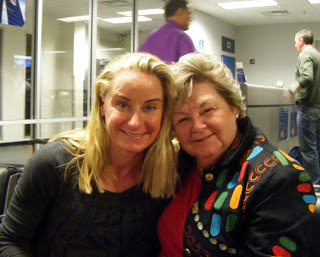 Brooke and Mom