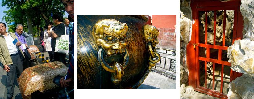 Street Scene in China