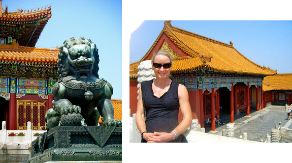 Forbidden city and Imperial Palace