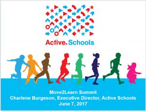 Let's Move Active Schools Presentation