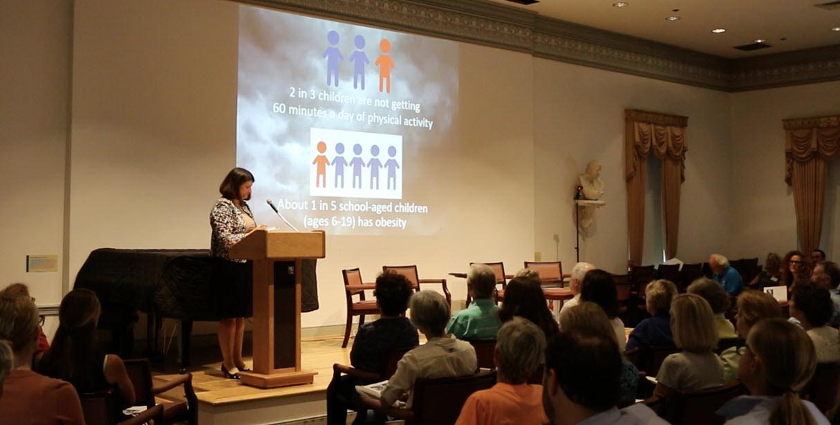 Charlene Burgeson Active Schools