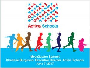 Let's Move Active Schools Presentation