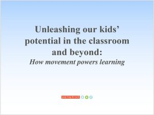 Unleashing Our Kids Potential Presentation